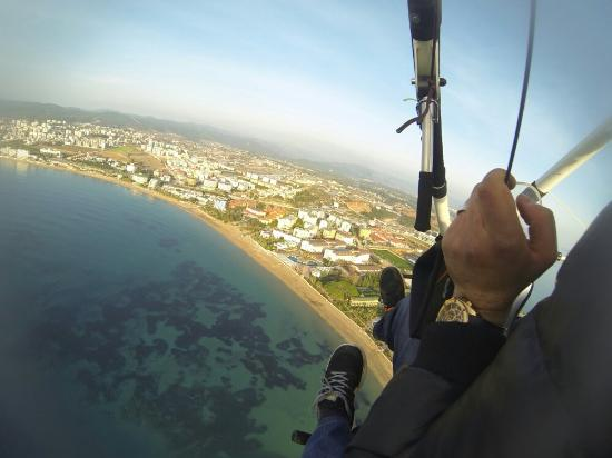 TRIKEFORCE - Powered Paragliding: Avsallar beach 01/2015