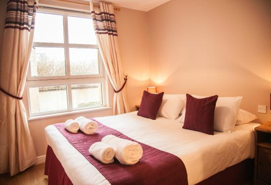 Royal Mile Accommodation: Double Room