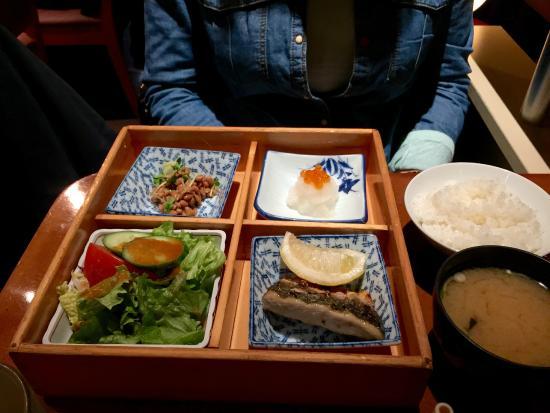 Menu di t tique picture of you restaurant japonais for Menu dietetique