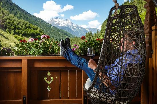 Alpin Lodge Das Zillergrund: Relaxen und Ruhe finden in der Natur - Hotel Zillergrund