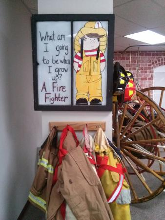 Harrisonburg Fire Department Museum