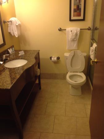 Sleep Inn & Suites Pooler: Room 211