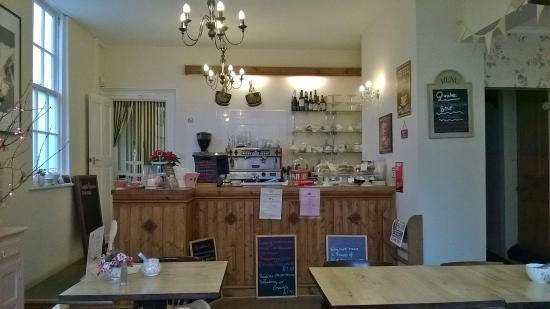 Gillivon Tea Rooms Belper