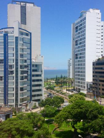 Hotel Runcu Miraflores: Una Linda Vista
