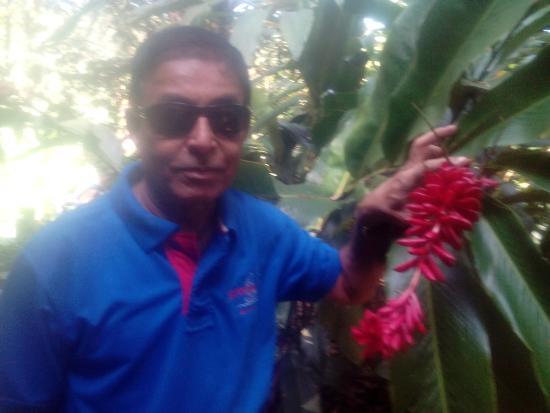 New Ranweli Spice Garden: In the Garden