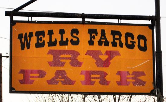 ‪‪Wells Fargo RV Park‬: Well Fargo RV Park‬