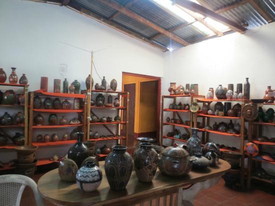 Masaya, Nikaragua: Pottery