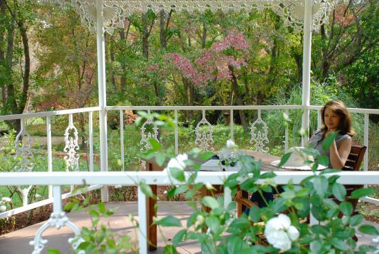 Whispering Pines Country Estate: Garden Gazebo