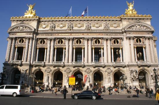 palace picture of palais garnier opera national de paris paris tripadvisor. Black Bedroom Furniture Sets. Home Design Ideas
