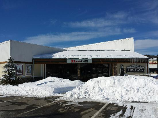 Meredith, Nueva Hampshire: open all winter