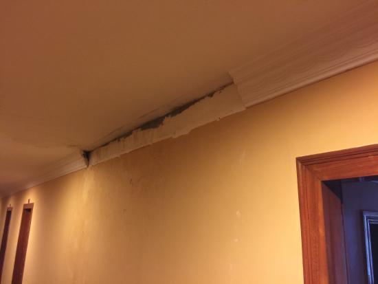 โรงแรมพรินเซส: Couloir vétuste