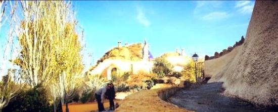 Cuevas La Granja: Cuevas