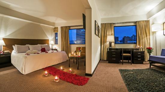 Decoracion Romantica Habitacion Hotel ~ Decoracion Habitacion Junior Suite Noche Romantica  Picture of Hotel