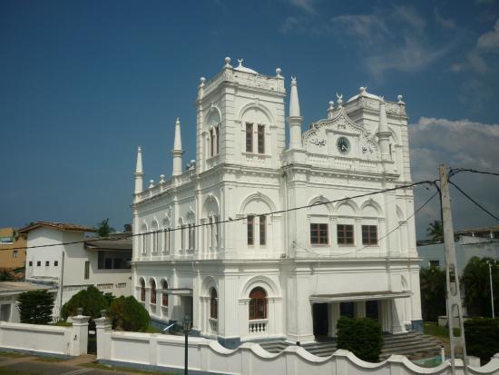 Meera Mosque : Meera Mosue