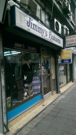Jimmys Fashions Custom Tailors