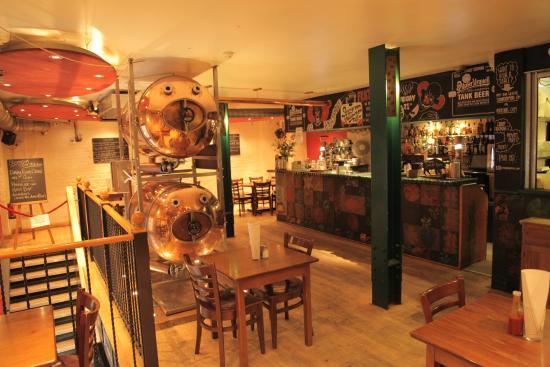 Photo of Bar Strongroom Bar at 120-124 Curtain Rd, Shoreditch EC2A 3SQ, United Kingdom