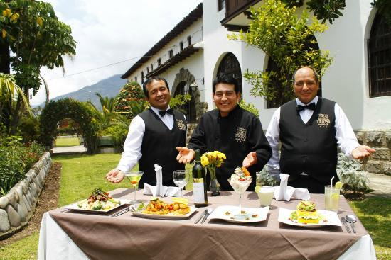 Hotel Turistas: Nuestro equipo de comedor