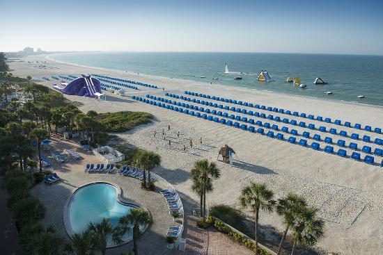 TradeWinds Island Grand Beach Resort Photo