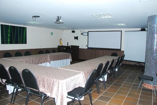Hotel Acqua Medellin: Salón Poseidón
