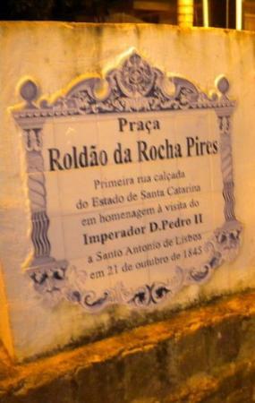 Praça Roldão da Rocha Pires