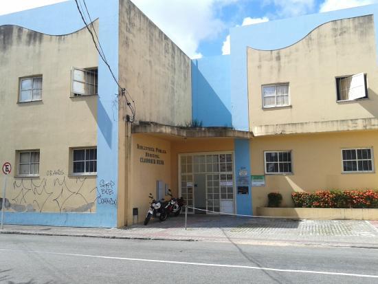 Clodomir Silva Memorial/ Municipal Public Library