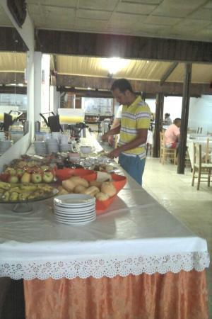 Hotel Livramento: foto del desayuno