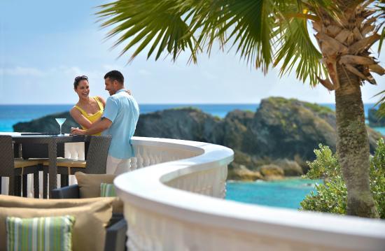 Ocean Club Restaurant: Ocean Club Terrace Lounge