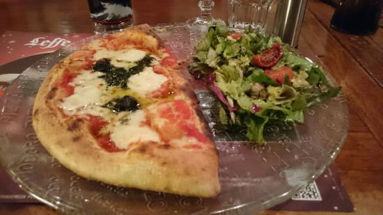 La Piazza : Pizza Leggera