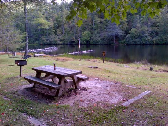 Cliffside Lake Recreation Area