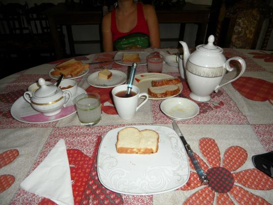 Shangri-La : .petit déjeuner