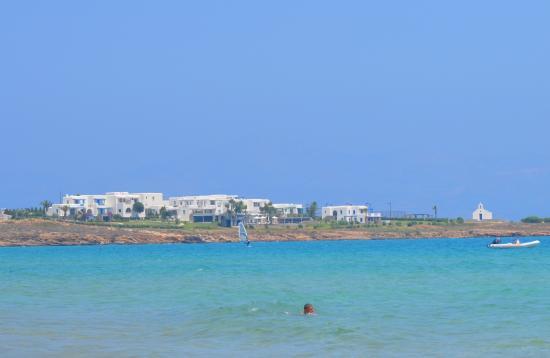 Golden Beach Hotel: The water was amazing