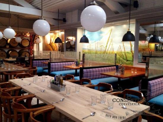 La consentida restaurante paseo de gracia barcelona - Restaurantes passeig de gracia ...