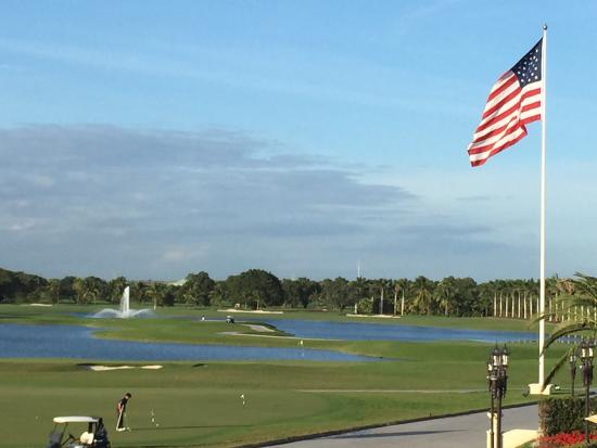 Doral Resort - Gold Golf Course: Awesome!