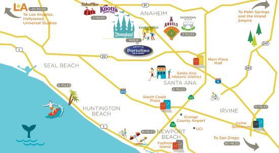 S Beach Blvd Anaheim Ca