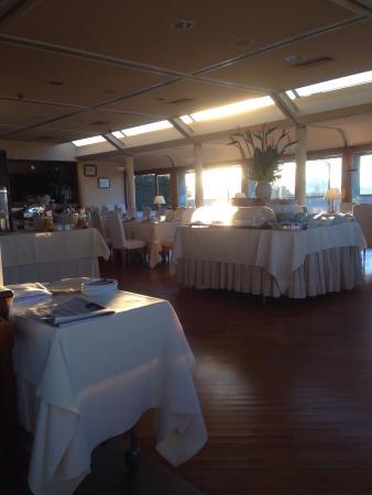 Plaza e De Russie Hotel: Colazione .... Elegante