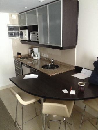 Espacia Suites: Cozinha