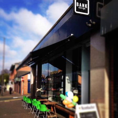 Bank Restaurant Belmont Road Belfast