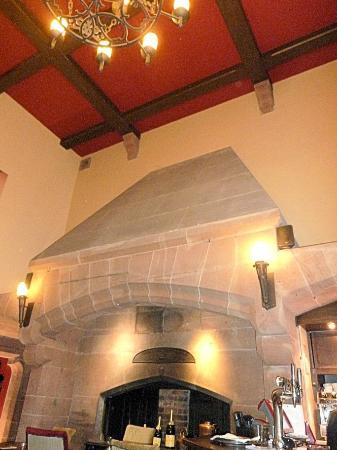 Peckforton Castle: Great building