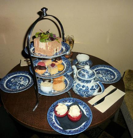 """Peckforton Castle: """"Indulgent afternoon tea"""""""