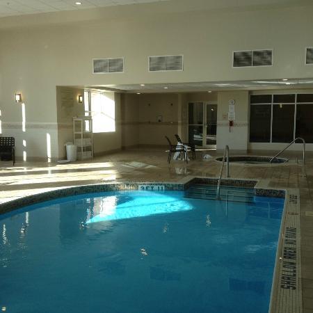 Pool area picture of hilton garden inn ottawa airport - Hilton garden inn ottawa airport ...