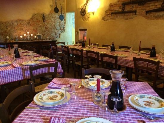 Fauglia, Itália: La sala più grande