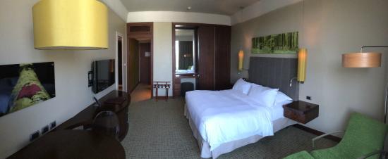 Hotel Monticello : Habitación