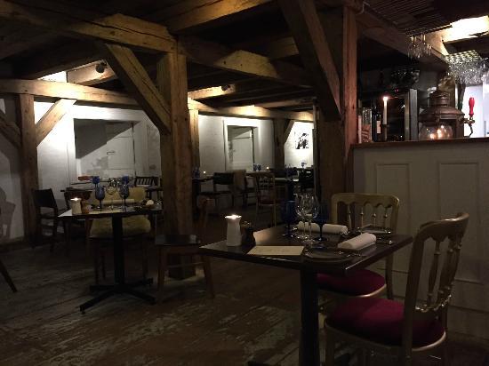 Dejlige stole og borde - Picture of 56°, Copenhagen - TripAdvisor