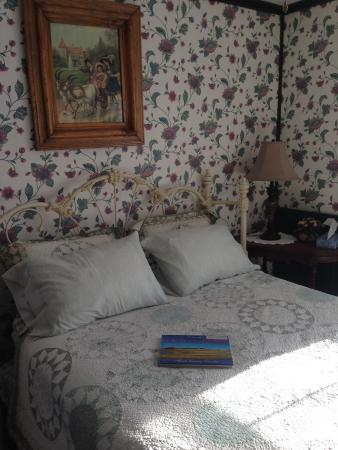 Hand Hotel Bed and Breakfast: Silverheels Room, Hand Hotel