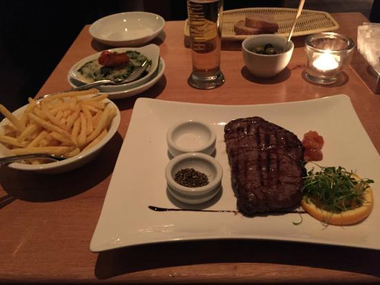 Schindellegi, สวิตเซอร์แลนด์: Great Food