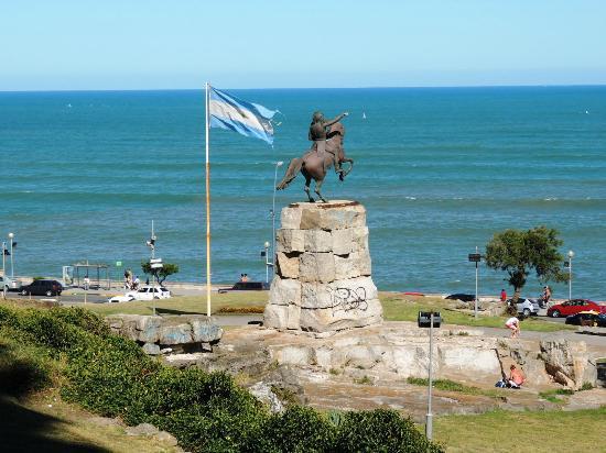 Parque Gral San Martin Mar del Plata