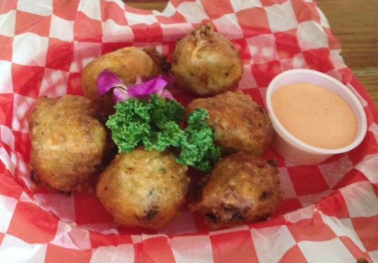 Bimini: Conch Fritters