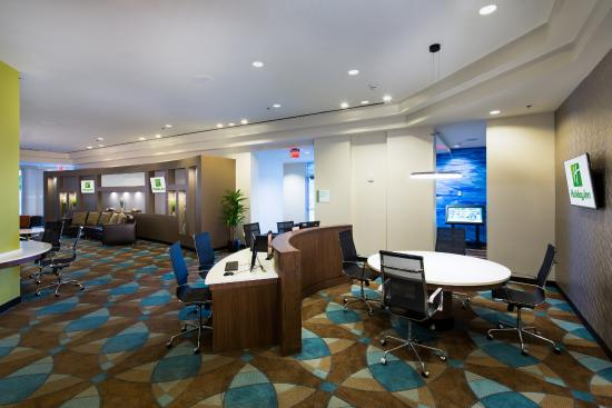 Holiday Inn Palm Beach-Airport Conference Center: Business Center