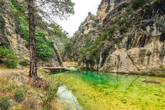 Beceite, Spain: Parajes naturales