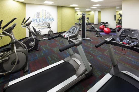 Holiday Inn Palm Beach-Airport Conference Center: Fitness Center